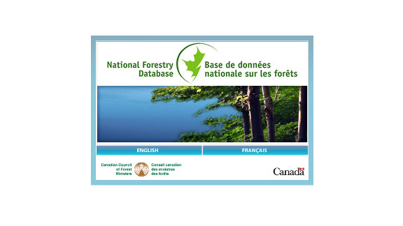 National Forestry Database